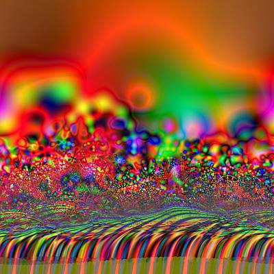 Digital Art - Kennettify by Andrew Kotlinski