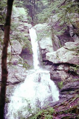 Photograph - Kent Falls 3 by Gordon Mooneyhan