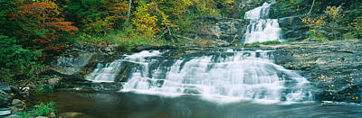 Litchfield County Landscape Photograph - Kent Falls State Park, Connecticut by Panoramic Images