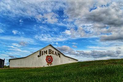 Photograph - Beam Hill by Joseph Caban