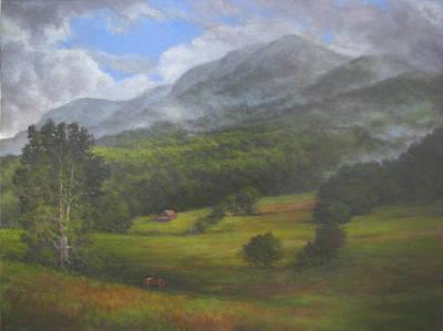 Kentucky Day Original by Stephen Howell