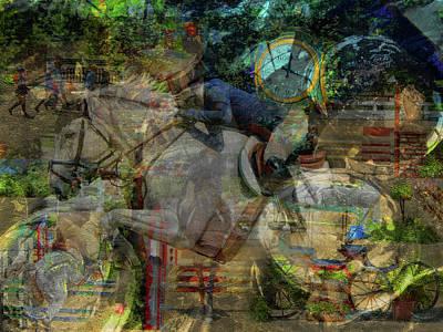 Kentucky Horse Park Digital Art - Kentucky Horse Park by Bob Welch