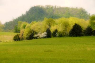 Kentucky Springtime Art Print by Lyle  Huisken