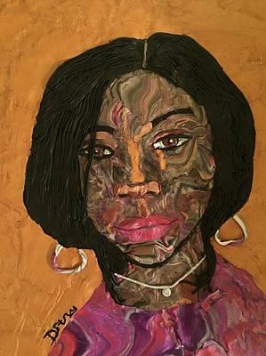 Mixed Media - Kenya by Deborah Stanley