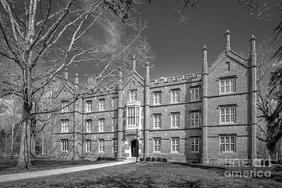 Photograph - Kenyon College Bexley Hall by University Icons