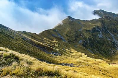 Photograph - Kepler Ridge by Martin Capek