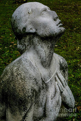 Loose Style Photograph - Kerepesi Cemetery, Budapest by Vladi Alon
