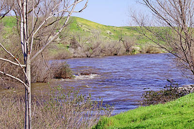 Photograph - Kern River by Art Block Collections
