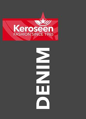 Painting - Keroseen Fashion Since 1965 by Nop Briex