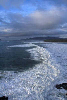 Photograph - Kerry Coast, Ireland by Aidan Moran
