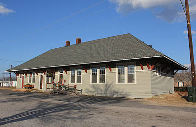 Photograph - Kershaw Depot 29 by Joseph C Hinson Photography