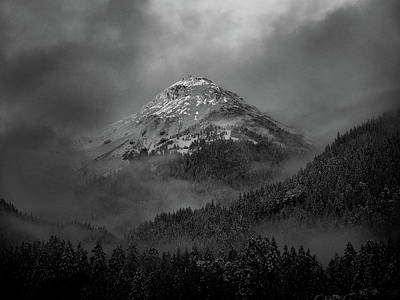 Photograph - Kesselspitze, Tirol by James Clancy