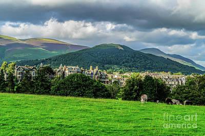 Photograph - Keswick, England by Elvis Vaughn