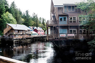 Photograph - Ketchikan Alaska by Mary Carol Story