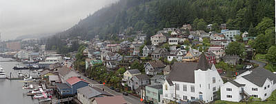 Photograph - Ketchikan by Peter J Sucy