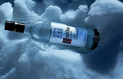 Photograph - Ketel One Vodka. by Ivete Basso Photography