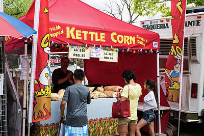 Photograph - Kettle Corn by Tom Cochran