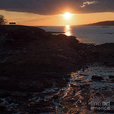 Photograph - Kettle Cove Park, Cape Elizabeth, Maine #260066 by John Bald