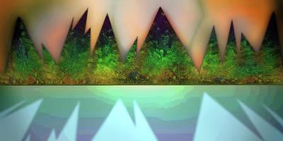 Digital Art - Kettle Fifteen by Steve Sperry