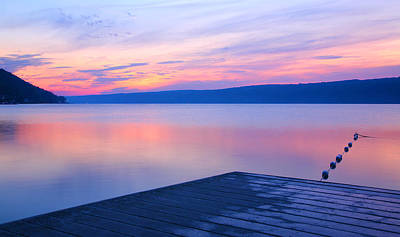 Keuka Photograph - Keuka At Dawn  by Steven Ainsworth