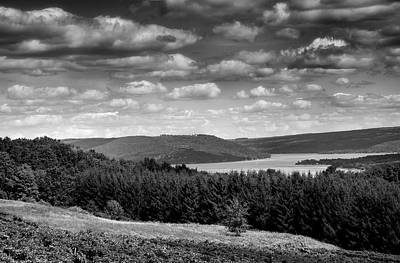 Keuka Landscape I Art Print by Steven Ainsworth