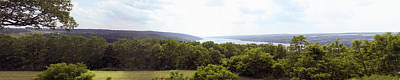 Photograph - Keuka Overlook by Richard Engelbrecht