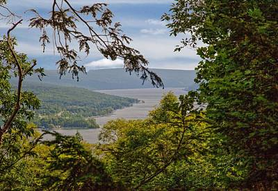 Photograph - Keuka Y by Richard Engelbrecht