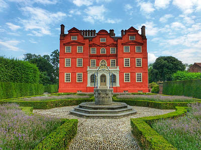 Surviving Photograph - Kew Palace by Connie Handscomb