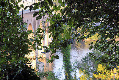 Photograph - Key Bridge Over The Potomac by Cora Wandel