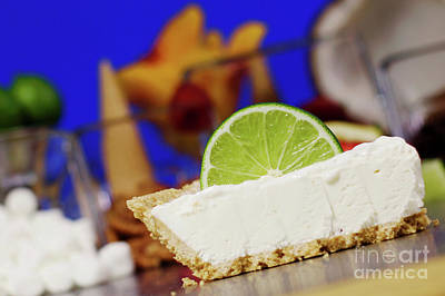 Photograph - Key Lime Pie by Afrodita Ellerman