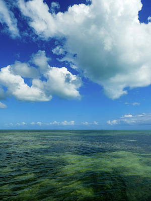 Photograph - Key West Cloudscape 2 by Bob Slitzan