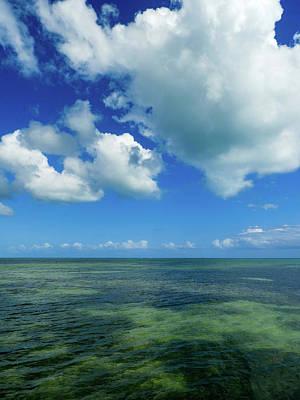 Photograph - Key West Cloudscape 2 by Bob Slitzan