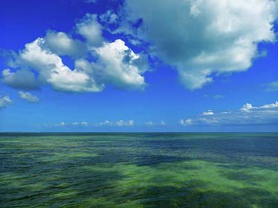 Photograph - Key West Cloudscape 6 by Bob Slitzan