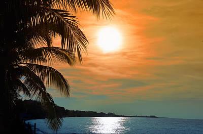 Key West Digital Art - Key West Florida by Bill Cannon