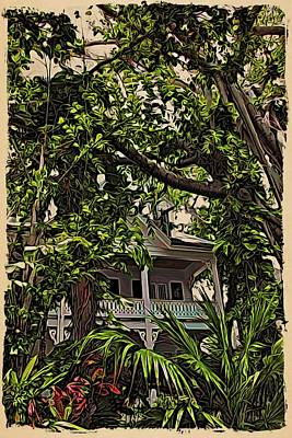 Photograph - Key West Greens by Alice Gipson