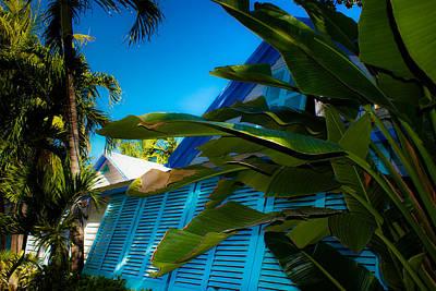 Key West House Art Print by Patrick  Flynn