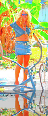 Photograph - Key West Life by Art Mantia