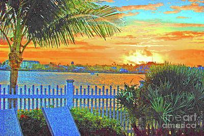 Photograph - Key West Life Style by Art Mantia