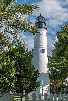 Photograph - Key West Light by Gordon Engebretson