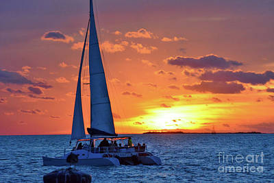 Photograph - Key West Magic by Third Eye Perspectives Photographic Fine Art