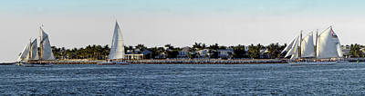 Photograph - Key West Panorama by Bob Slitzan