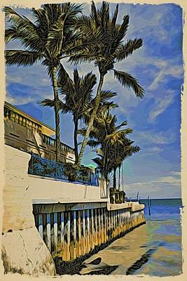 Photograph - Key West Southern Tip by Alice Gipson