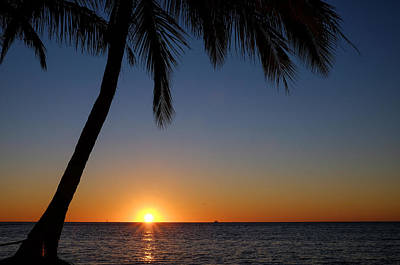 Photograph - Key West Sunrise 1 by John McArthur