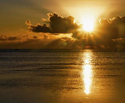 Photograph - Key West Sunrise 18 by Bob Slitzan