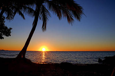 Photograph - Key West Sunrise 2 by John McArthur