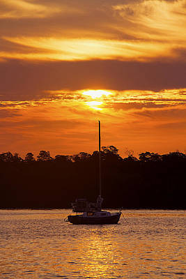 Photograph - Key West Sunrise 26 by Bob Slitzan