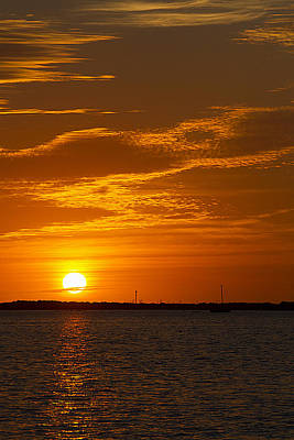 Photograph - Key West Sunrise 29 by Bob Slitzan