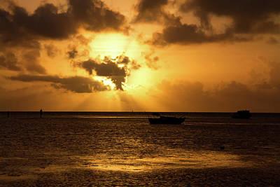 Photograph - Key West Sunrise 37 by Bob Slitzan