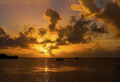 Photograph - Key West Sunrise 38 by Bob Slitzan