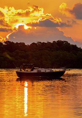 Photograph - Key West Sunrise 40 by Bob Slitzan